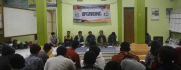Himpunan Mahasiswa Program Studi Informatika (HMPSIF) UNISNU Jepara sukses melaksanakan kegiatan tahunan yang bertajuk