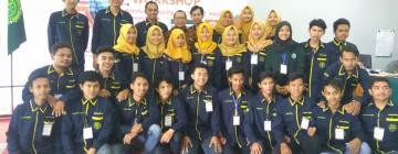 HMPSIF UNISNU JEPARA MENGUNDANG PAKAR IT INDONESIA DALAM ACARA WORKSHOP IKMATIF KE 4