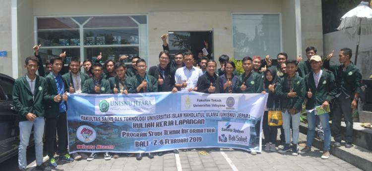 Kuliah Kerja Lapangan (KKL)