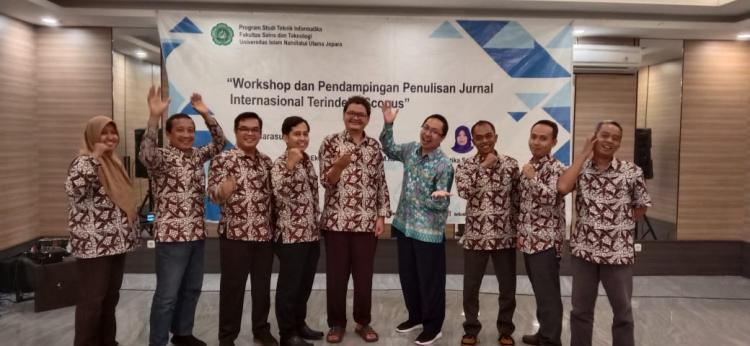 Workshop Penulisan Jurnal Internasional Terindeks Scopus